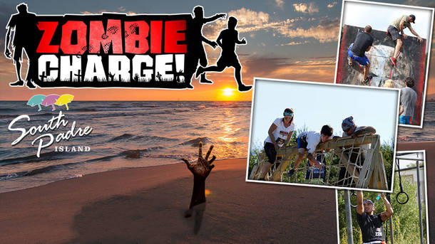 Windwater Hotel: Enjoy Zombie Charge in South Padre Island